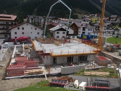 Appartementen in Tirol - Kristall Spaces