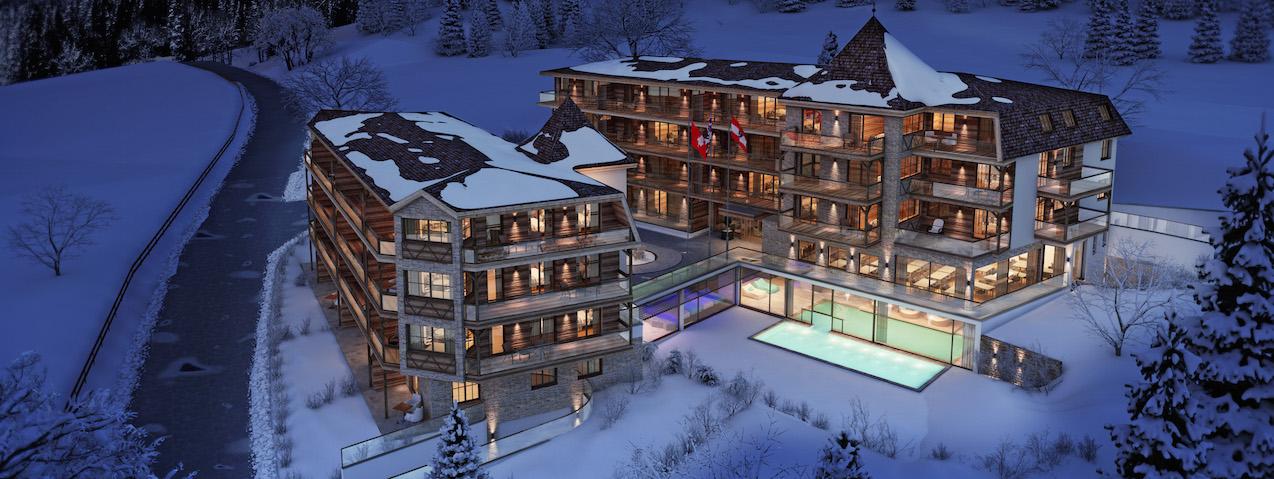 Appartementen kopen Oostenrijk - Kristall Spaces