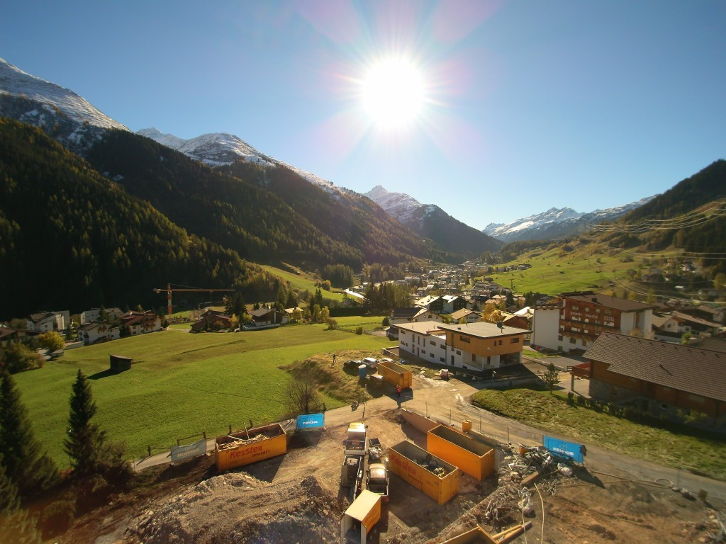 Mountain Spa Residences St Anton appartementen