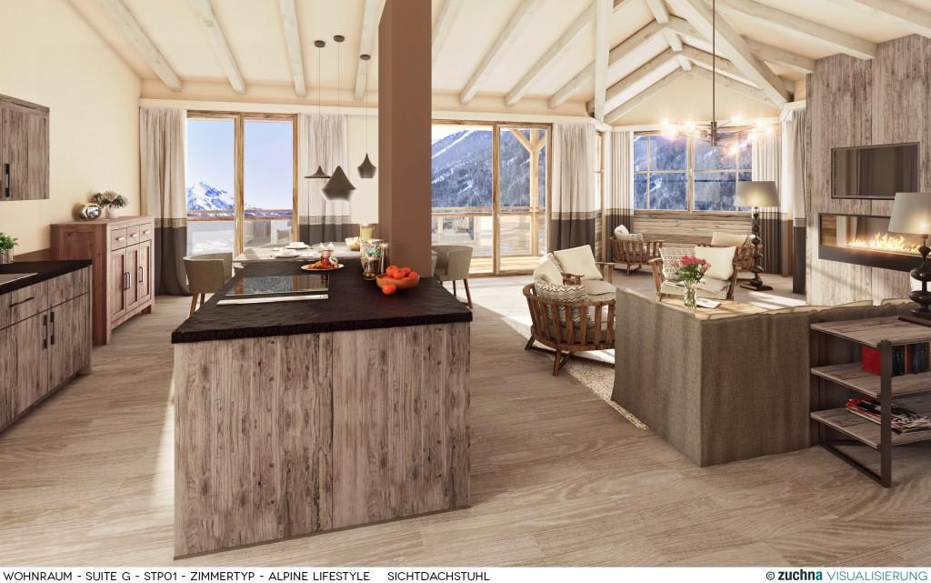 Copy-of-Hotel-Schweizerhof_Wohnraum_Suite-G_STP01_Zimmertyp-Alpine-Lifestyle_Sichtdachstuhl_Korrektur01