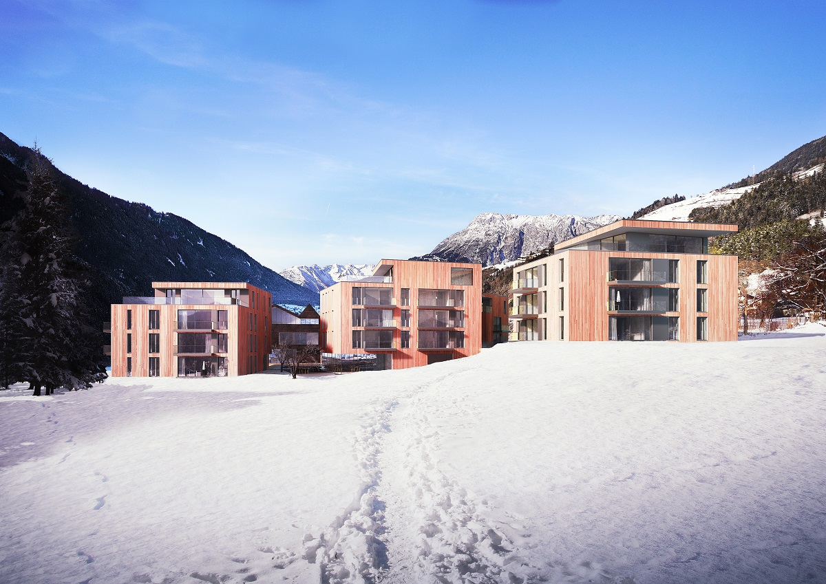 Mountain Lake Resort – Ötztal from the South